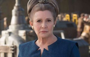 carrie fisher star wars
