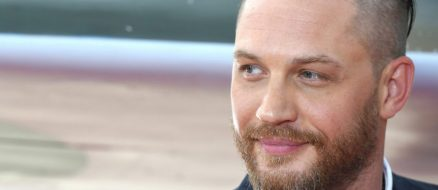 Tom Hardy Quotes Bane to His Dog, Uses a Cup