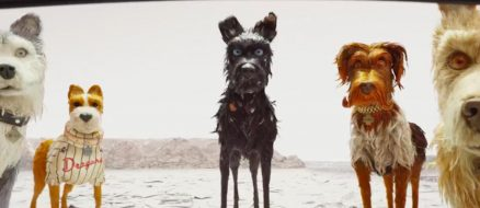 Isle of Dogs had a Dog Friendly Screening