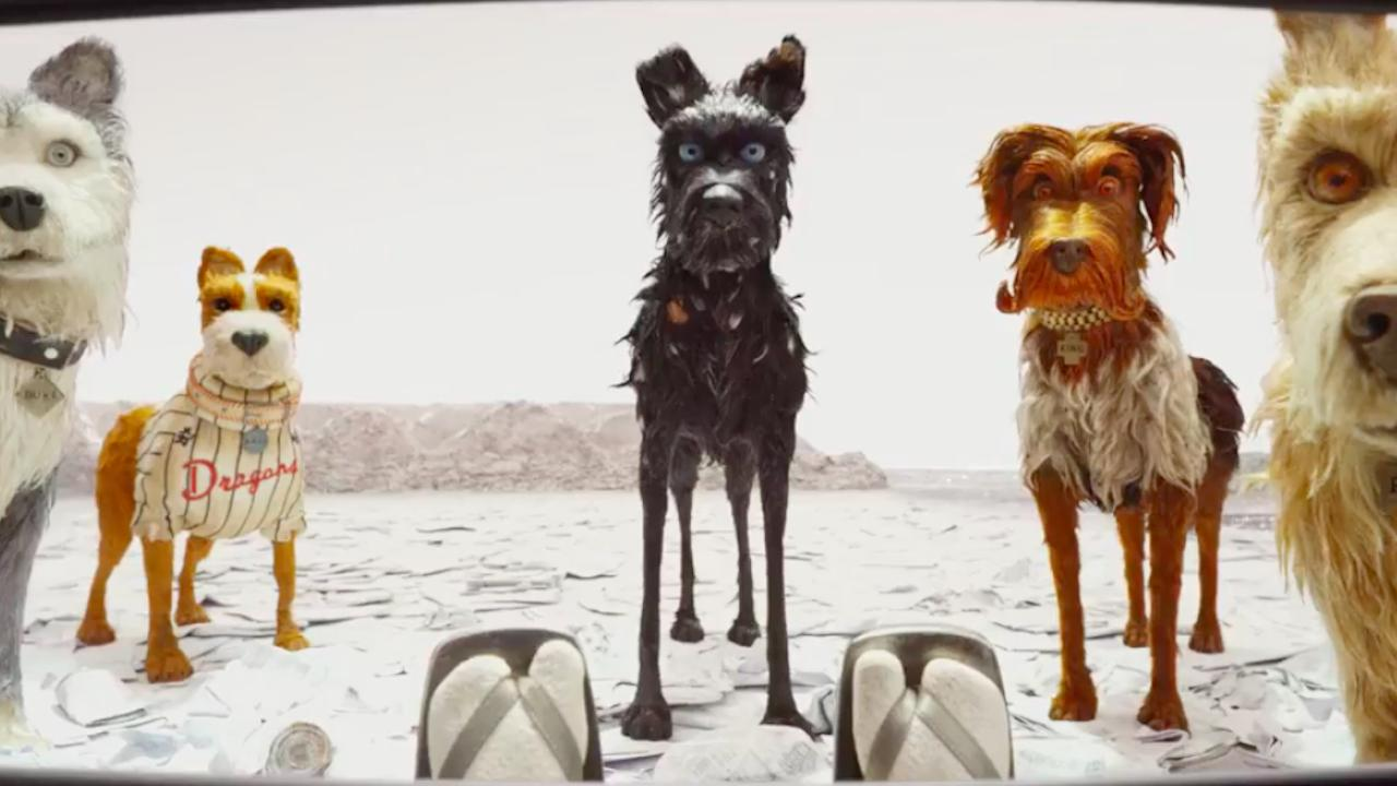 Isle of dogs film wes anderson