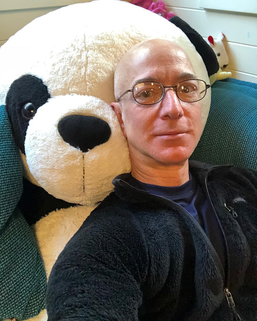 Jeff Bezos Pets Celebrity Pet Worth