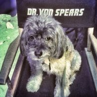 James Gunn's pet Dr Wesley Von Spears