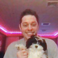 Pete Davidson's pet Mabel